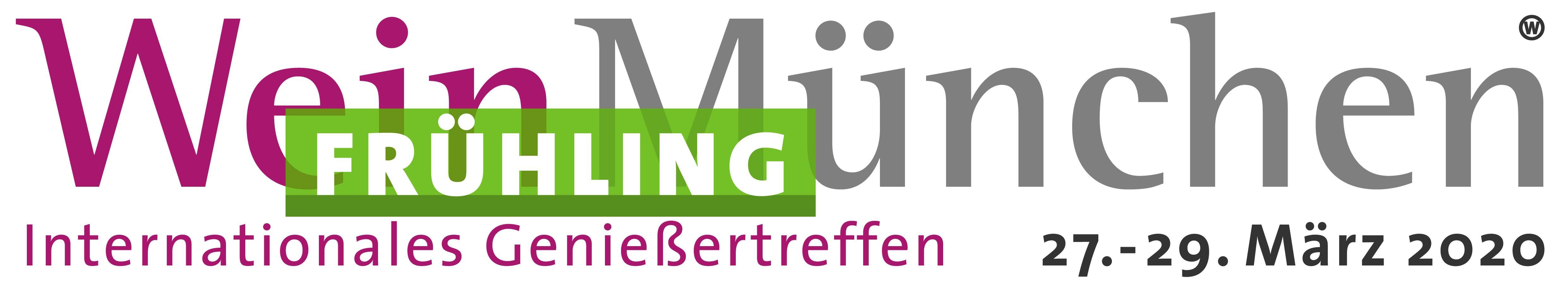 WeinMünchen Frühling Logo
