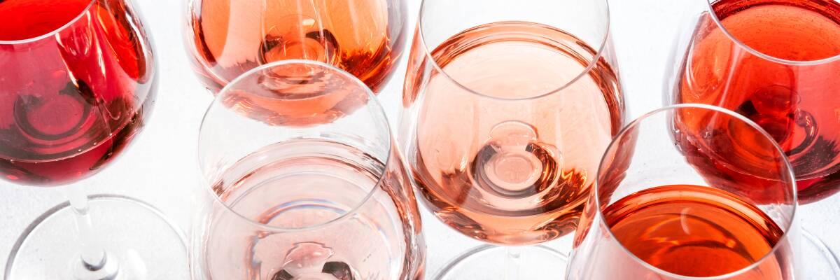 Weißherbst-Weine: Eine Spezialität in Rosé