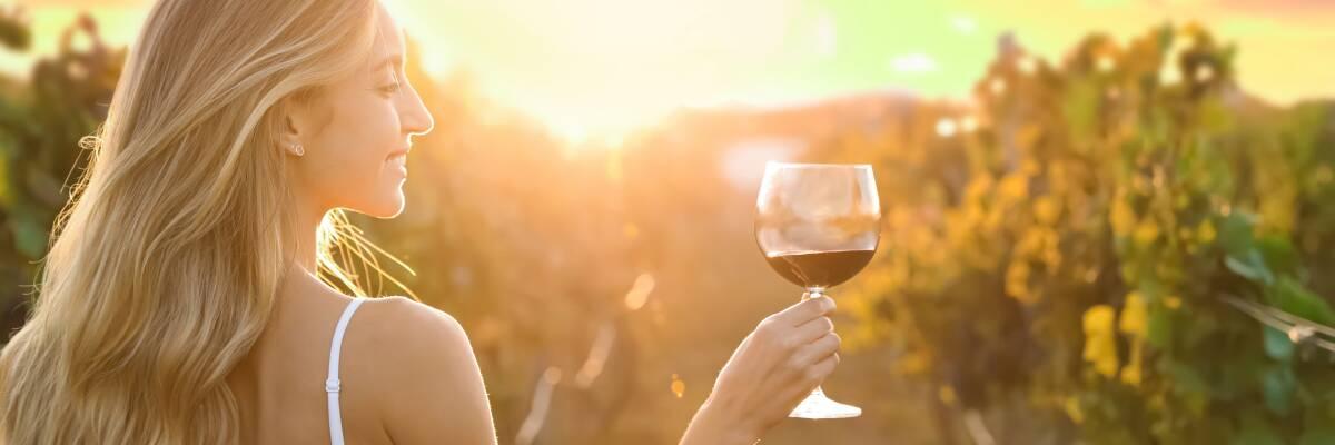 Die Weinkönigin als Repräsentantin des Deutschen Weinhandels