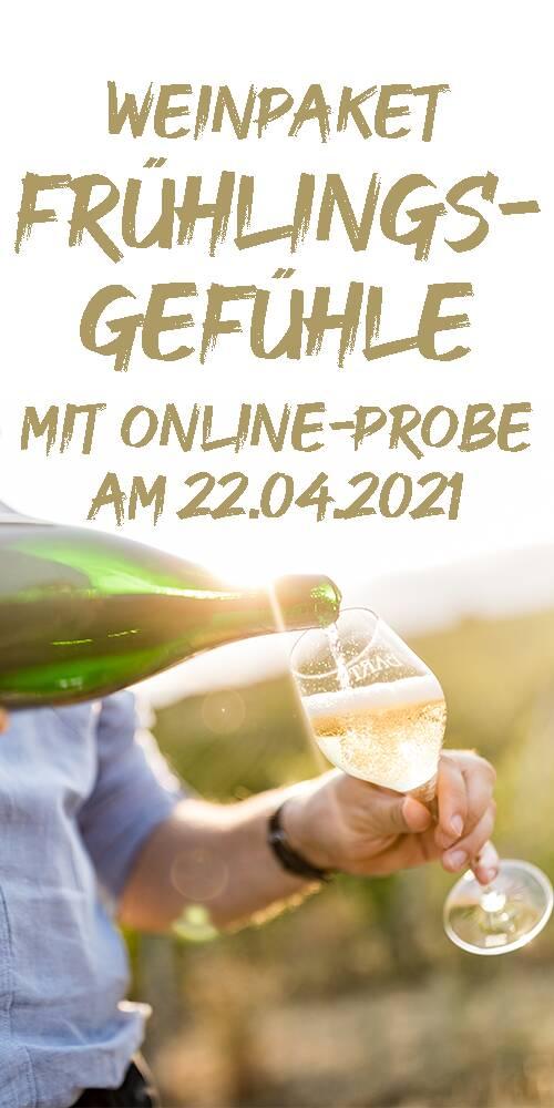22. April Online Probe FRÜHLINGSGEFÜHLE