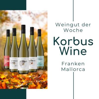 Weinempfehlung der Woche: Korbus Wine
