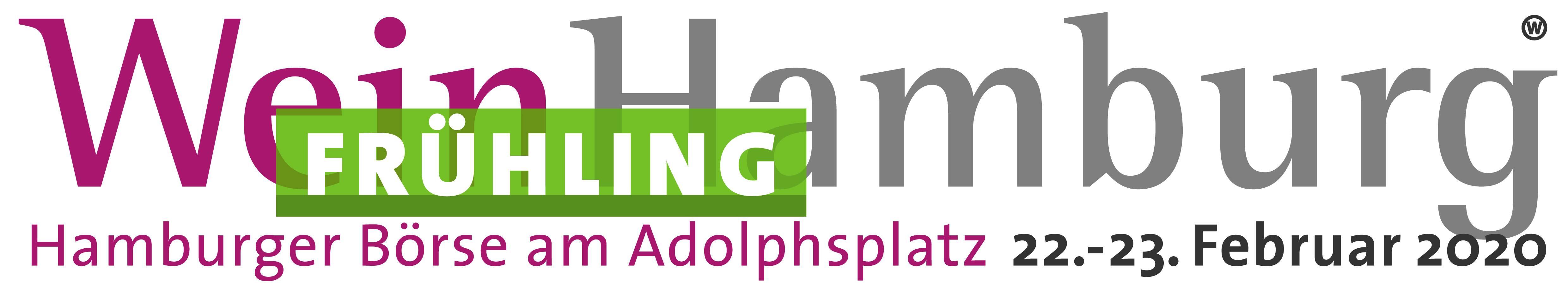 WeinHamburg Frühling Logo