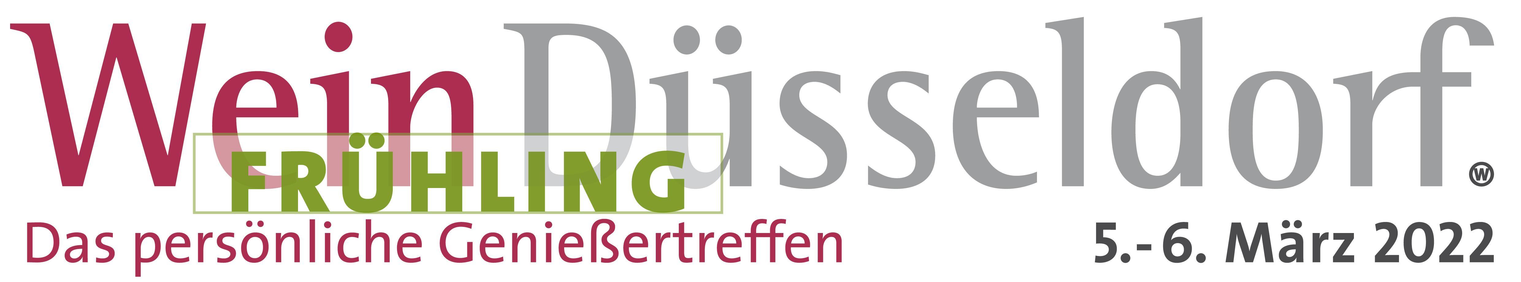 WeinDüsseldorf Frühling Logo