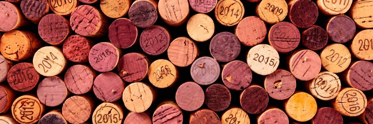Kork als Qualitätsverschluss für guten Wein