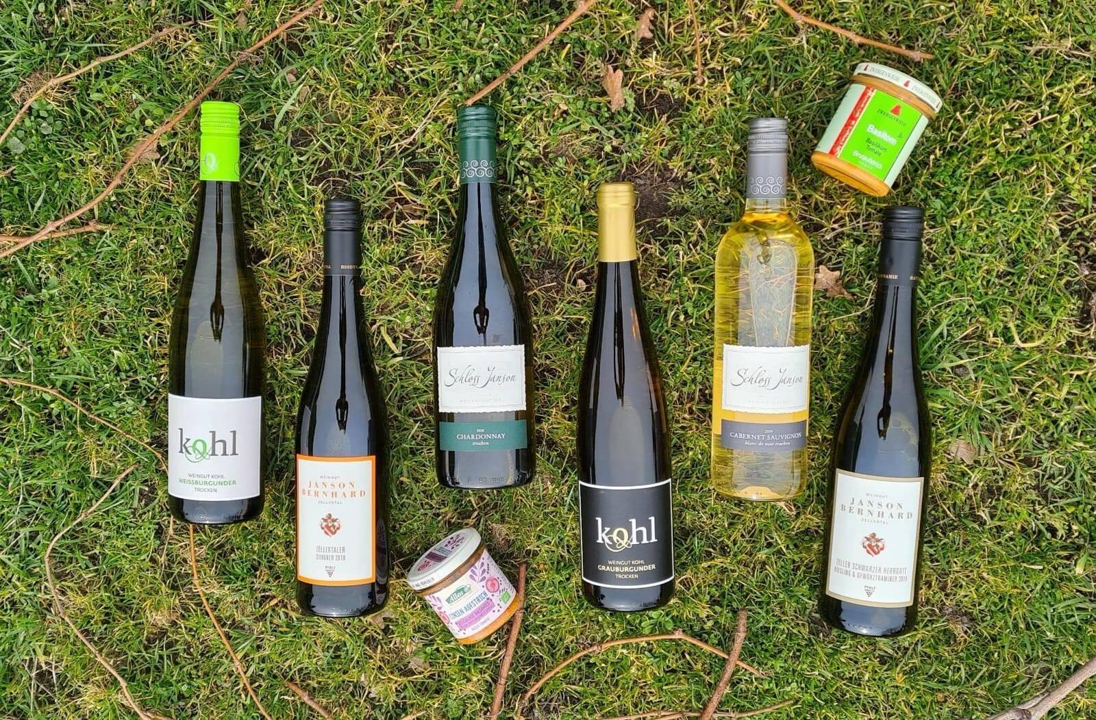 Online-Weinprobe: 3 Frauen, 3 Weingüter, 6 Weine