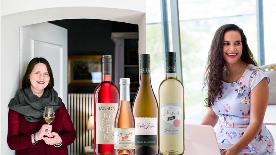 Online Weinprobe zum Muttertag