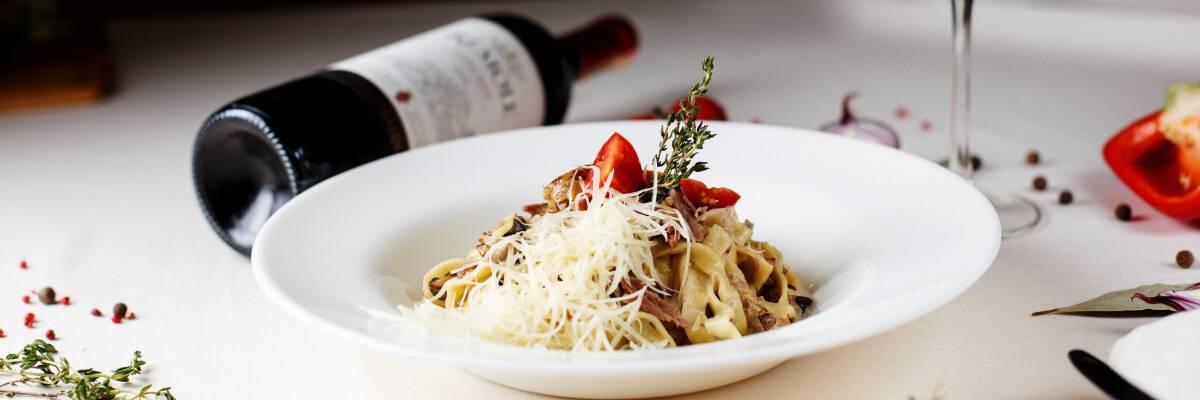 Wein & Pasta