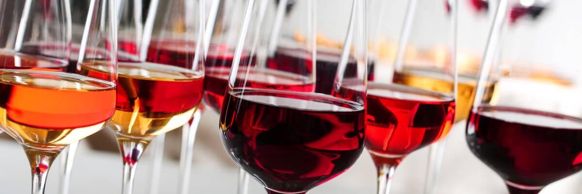Weinprobe zuhause: Kleines 1x1