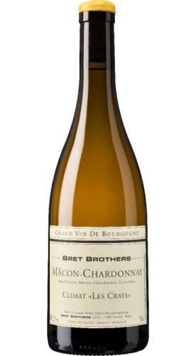 "2018 Mâcon-Chardonnay Climat ""Les Crays"""