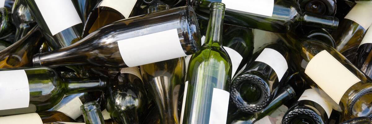Weinflaschenformen