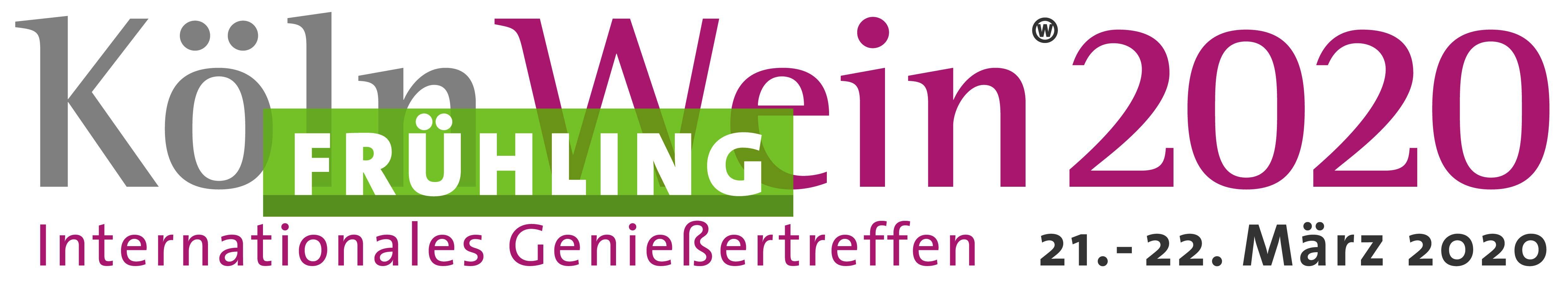 KölnWein Frühling Logo
