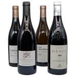 4er Probierpaket Côtes du Rhône