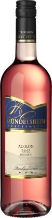 2017 Mundelsheimer Acolon Rosé QbA trocken