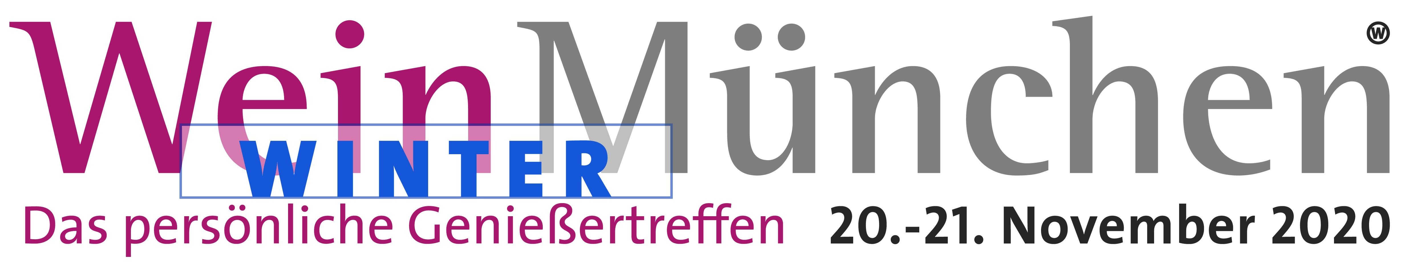 WeinMünchen Winter Logo