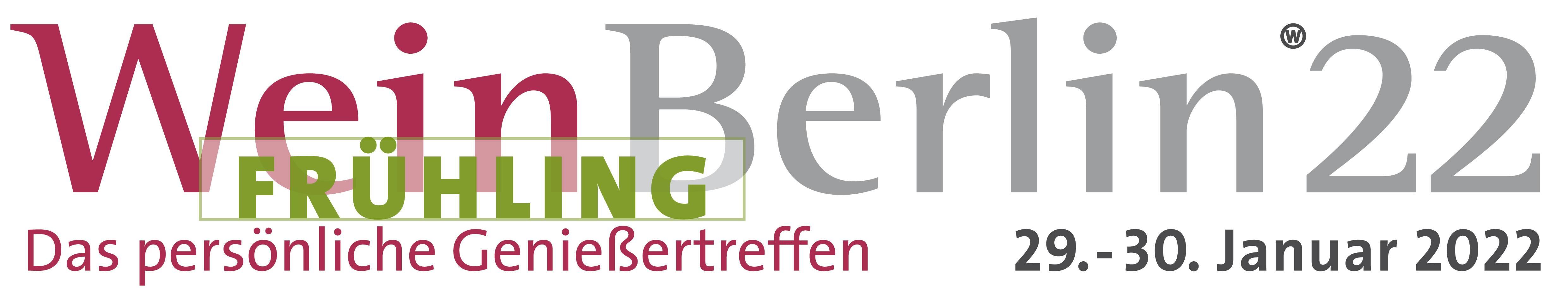 WeinBerlin Frühling Logo