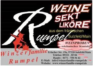 Logo von Winzerfamilie Rumpel